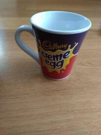BRAND NEW: Cadburys creme egg mug