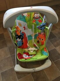Fisher Price Jungle baby swing seat