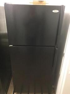 Whirlpool Black Fridge, Free 30 Day Warranty, Save The Tax Event