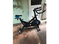 Pro fitness exercise gym bike.