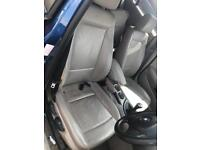 Bmw 1 series e87 full cream leather interior