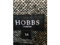 Hobbs skirt suit, 12-14 unworn