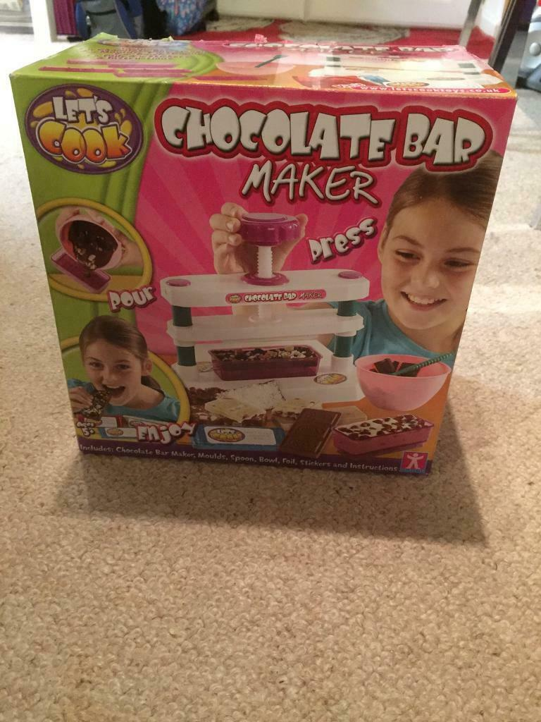 Fun Chocolate Lolly Bar Maker And Jelly Slush In Crossgates West Yorkshire Gumtree