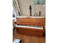 Piano - Comco Minns wooden piano