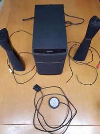 Edifier M3200 PC Computer Speakers