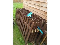 Fence panals