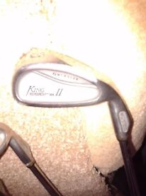 Golf clubs king cobra