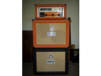 Orange OR100 Set + Additional Speaker BARGAIN