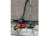 Numatic vacuum cleaner