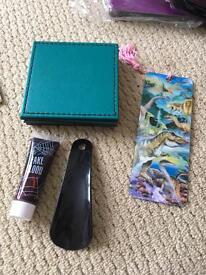 Box of mixed items