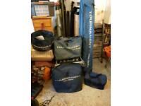 Daiwa Tournament luggage