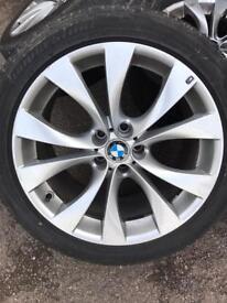 Wheels BMW E70