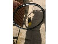 FREE Fulcrum DB sport disc front wheel (spares)