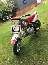 Crf50cc pit bike pitbike