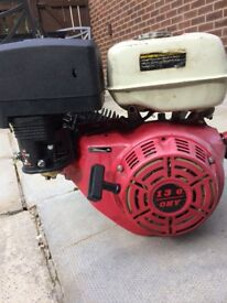 13 hp engine very good condition