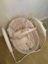 Graco Baby Electronic Swinger - £25