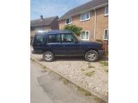 Land rover discovery 300 tdi auto 12 months MOT