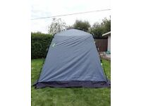 Sunncamp Utility Buddy tent camping caravanning