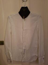 Zara man slim fit Shirt for sale size Medium (38)