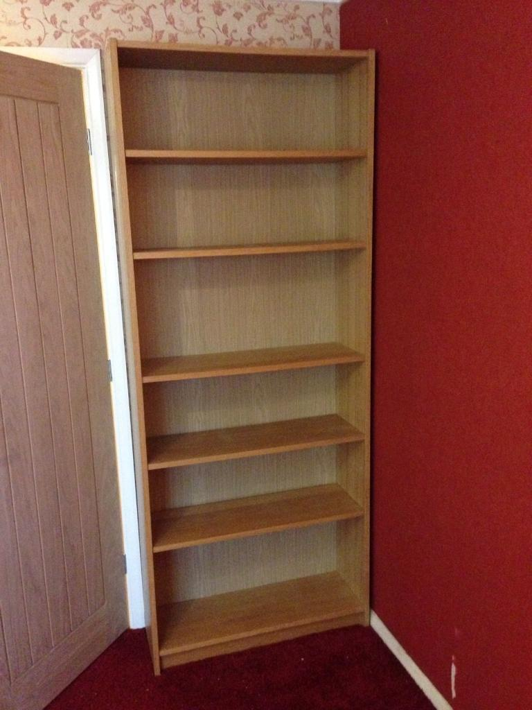 IKEA Billy Beech Bookcase