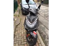 Lexmoto FMX 125cc 2016 Moped/Scooter