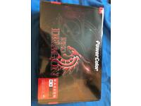 Red dragon Radeon rx580