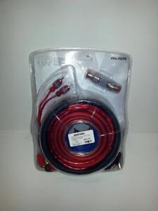 Power Pro Audio 4 Gauge Wire Kit. We Sell Used and New Car Audio (#26508)