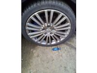 golf r32 2007 alloy wheel o.e 18 inch