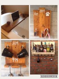 Hand made decorative furniture