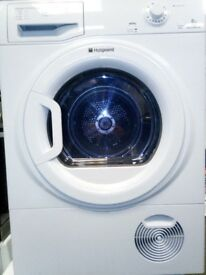 32 Hotpoint TCFM80 8kg White Condenser Tumble Dryer 1 YEAR GUARANTEE FREE DELIVERY