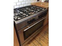 Ikea range cooker 5 burner