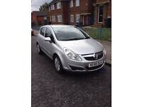VAUXHALL CORSA 2007 1.3 DIESEL CDTI 5 DOOR FOR SALE