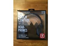 Outdoor Tech Wireless Bluetooth Touch Control Headphones