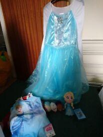 Princess toy bundle