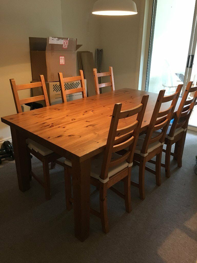 IKEA Dining Table Chairs For Sale Portsmouth
