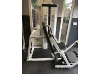 Guardian Commercial chest press and other machines Available