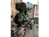 Wolseley WD8 Stationary Engine