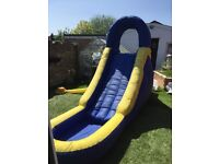 Sturdy Inflatable Water Slide With Pump
