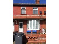 Good sized 3 bed garden terraced to rent.