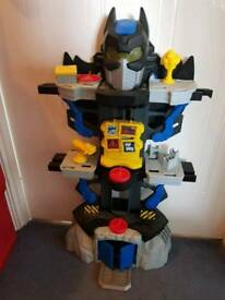 Fisher Price imaginext. Batcave and jail