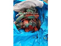 MD7B Volvo Penta Engine and Gearbox