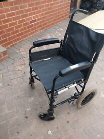 Wheelchair Ben 9+