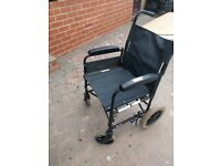 Wheelchair Ben 9+