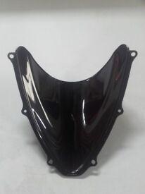 Suzuki 06/07 GSX-R 600/750 BLACK WINDSCREEN