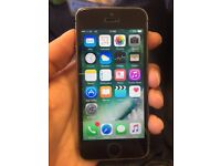 Iphone 5s 16 gb grey locked to EE excellent condition
