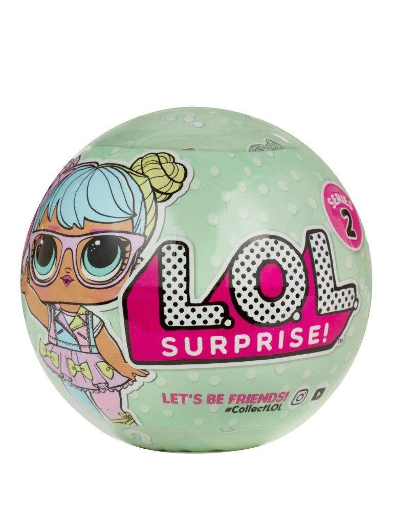 Brand New LOL Surprise Dolls Series 2, Sealed Only 6 Available. Collectable Toys
