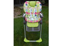 Chicco Polly highchair - Free