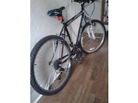 Hardly used mountain bike for sale