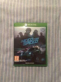 Need for speed with 2 days Xbox live trial