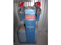 Harrison Union Jubilee double pedestal grinder/polisher